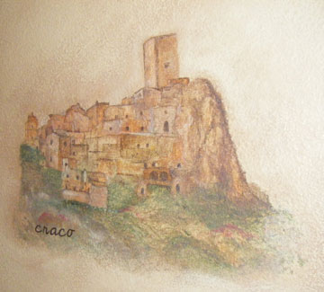 Artists View of Craco